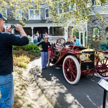 Steamin' Days at Marshall Steam Museum Photo
