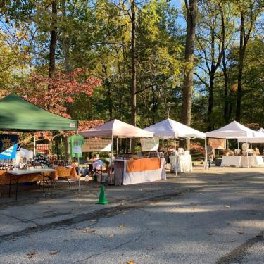Hagley Craft Fair Photo