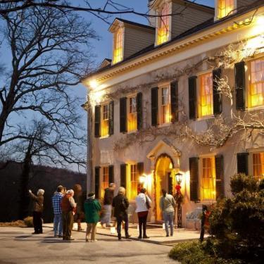 Twilight Tours at Hagley Museum Photo