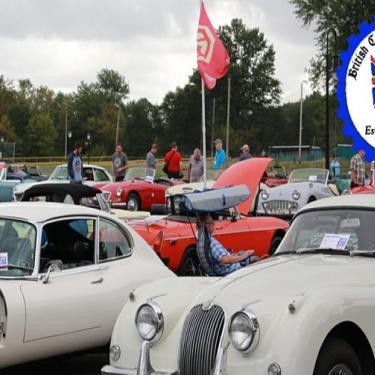 The British Car Club of Delaware's Annual Fall Car Show Photo