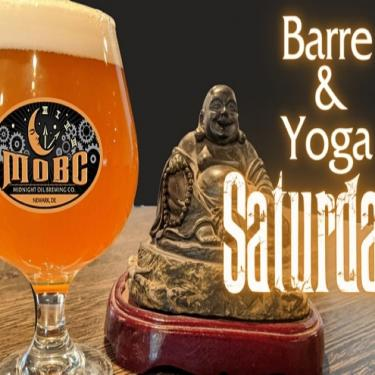 Barre & Yoga at the Brewery Photo