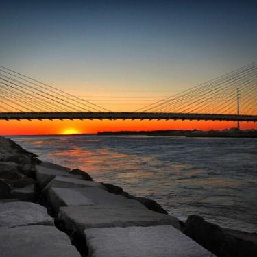 Hike the Indian River Inlet Bridge: Wednesday Evenings Photo
