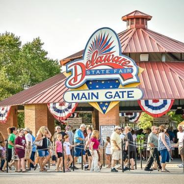 2021 Delaware State Fair Photo