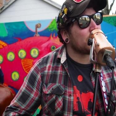 Rocking the Docks: Skribe Photo
