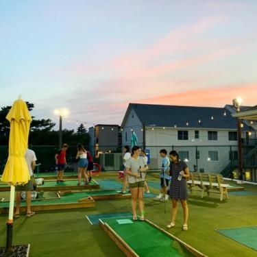 Mini-Golf Mondays Photo