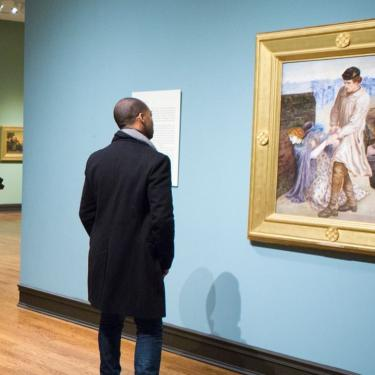 Guided Public Tour: Picturing America Photo
