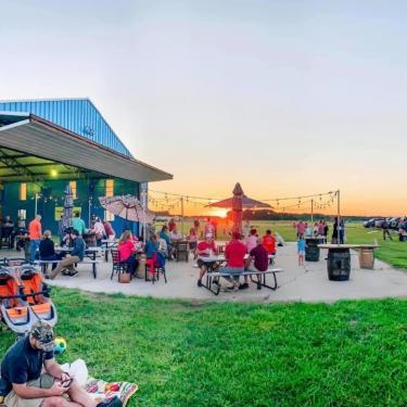 Revelation Beer Garden at Hudson Fields Photo