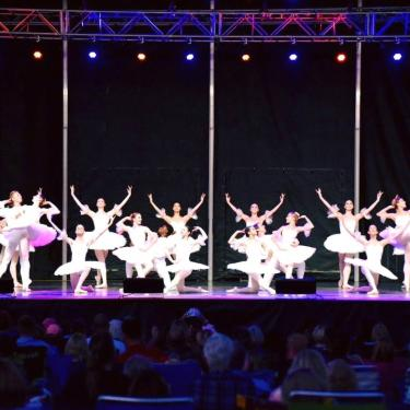 First State Ballet Theatre at the Freeman Arts Pavilion Photo
