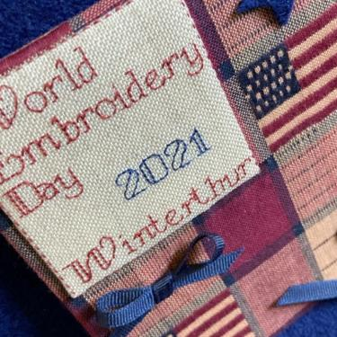 World Embroidery Day Photo