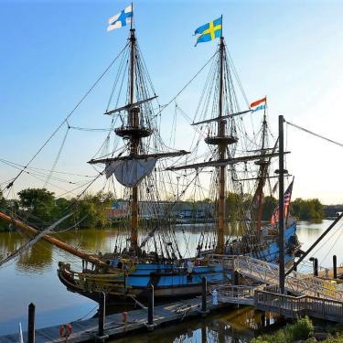 Day Sails on the Kalmar Nyckel Photo