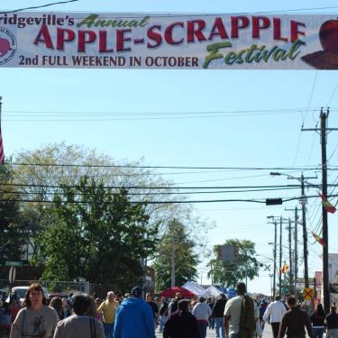 2021 Apple Scrapple Festival Photo
