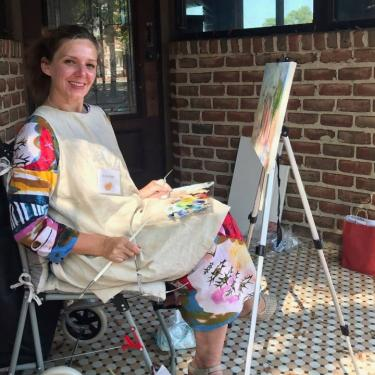 Paint Dover! 2021 Plein Air Painting Event Photo