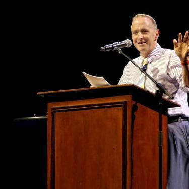 David Sedaris at the Grand Opera House Photo