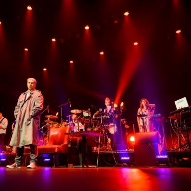 The Rock Orchestra performs Elton John at the Grand Opera House Photo