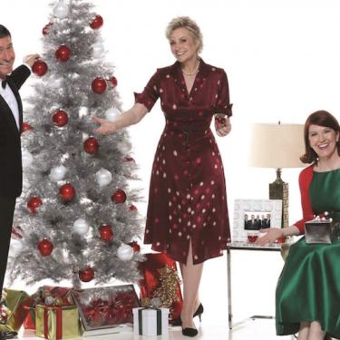 Jane Lynch's A Swingin' Little Christmas! Photo