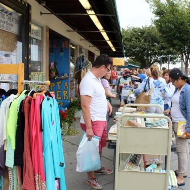 45th Annual Rehoboth Beach Fall Sidewalk Sale Photo
