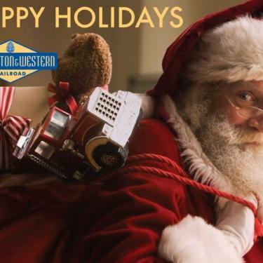 Santa Claus Express Photo