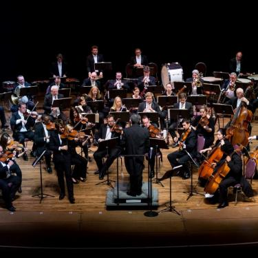 Mid-Atlantic Symphony Orchestra: A Gloriously Radiant Finale Photo