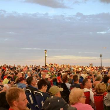 Movies on the Bandstand: Mama Mia Here We Go Again Photo