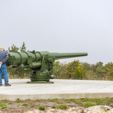 Artillery Park Walk Photo