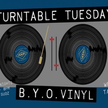 Turntable Tuesdays Photo