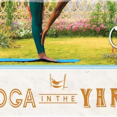 Yoga in the Yard Photo