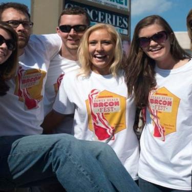 Rehoboth-Dewey Bacon Fest Photo