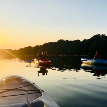 Sunset Kayak Tour Photo