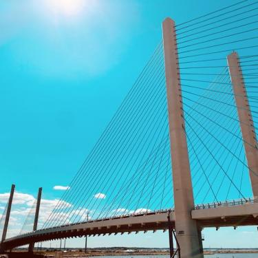 Hike the Indian River Inlet Bridge Photo