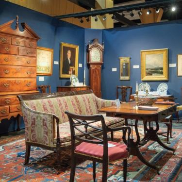 57th Annual Delaware Antiques Show Photo