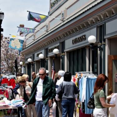 Lewes Merchants' Fall Sidewalk Sale Photo