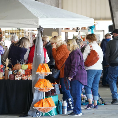 2nd Annual Holiday Shoppes Craft & Vendor Show at the Delaware State Fair Photo
