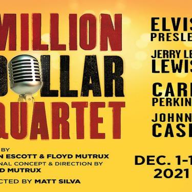 Million Dollar Quartet Photo