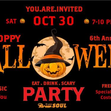Hoppy Halloween Party at Blue Earl Photo