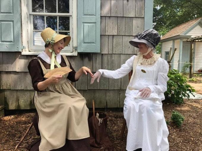 Victorian First Fridays at The Lewes Historical Society Photo