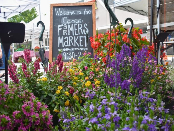 Newark Co-op Farmers' Market Photo