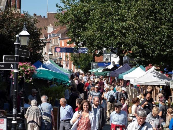 2021 Historic Lewes Farmers' Market Photo