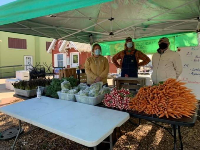 Riverwalk Farmer's Market Photo