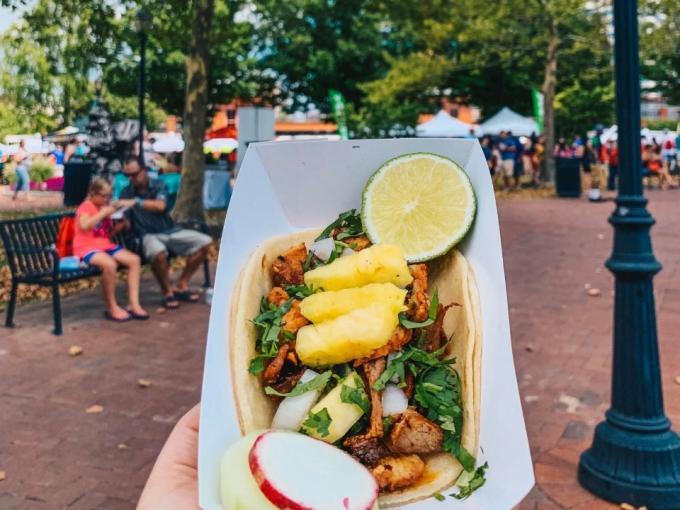 5th Annual Delaware Taco Festival Photo