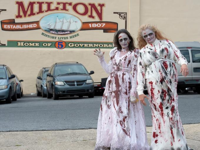 2021 Zombie Fest at the Milton Theatre Photo