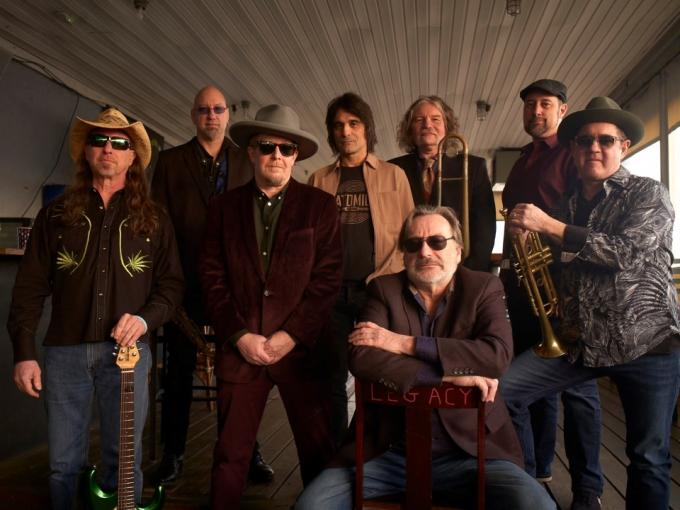 Southside Johnny and the Asbury Jukes at the Grand Opera House Photo