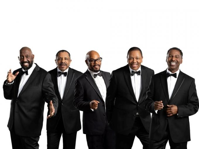 The Temptations at the Grand Opera House Photo