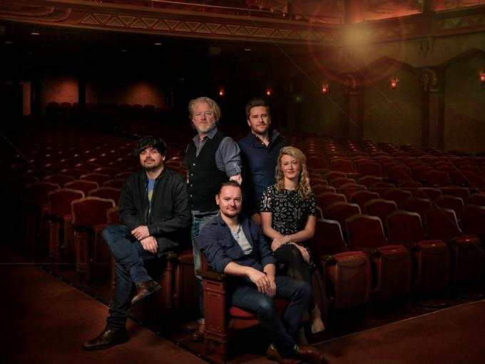 Gaelic Storm at the Grand Opera House Photo