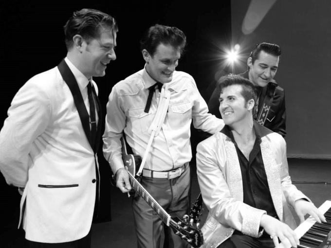 One Night In Memphis: The Music of Presley, Perkins, Lewis, and Cash Photo
