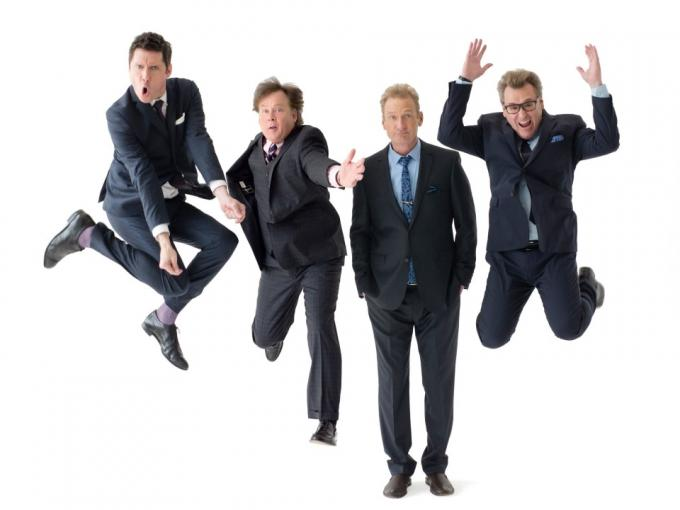 Whose Live Anyway? at the Grand Opera House Photo