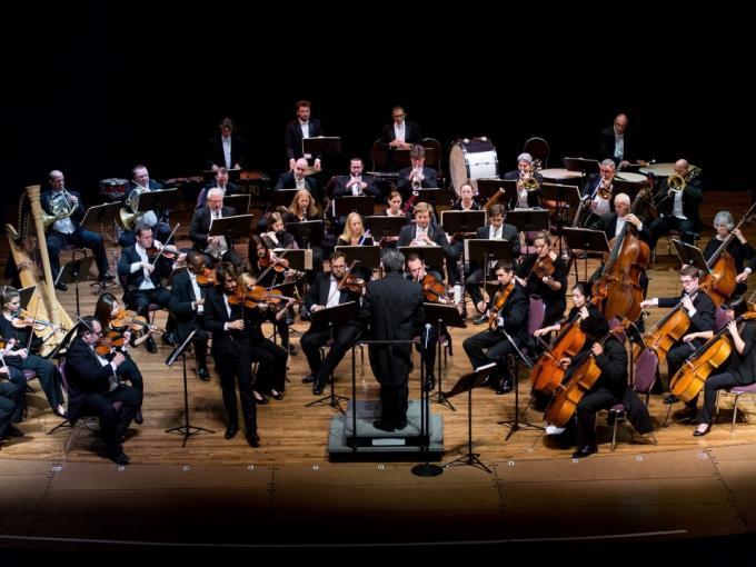 Mid-Atlantic Symphony Orchestra: Saint-Saëns 101 Photo