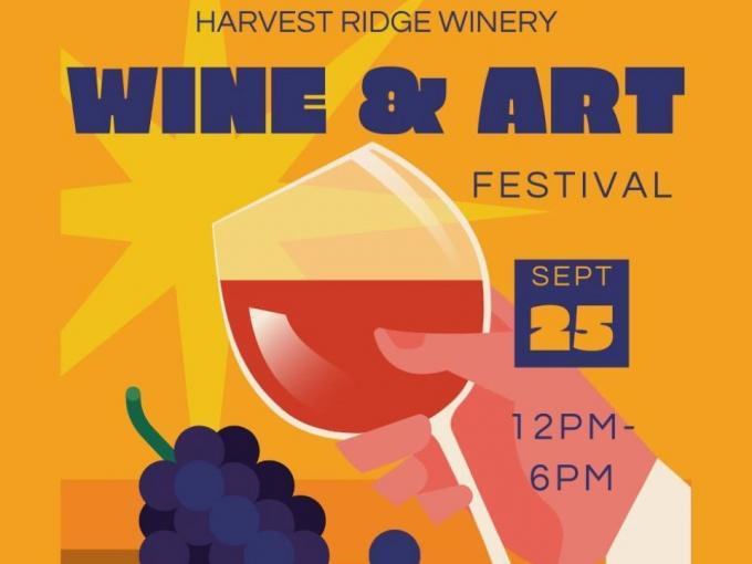 Wine & Art Festival Photo