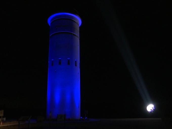 Fort Miles Lantern Tour Photo