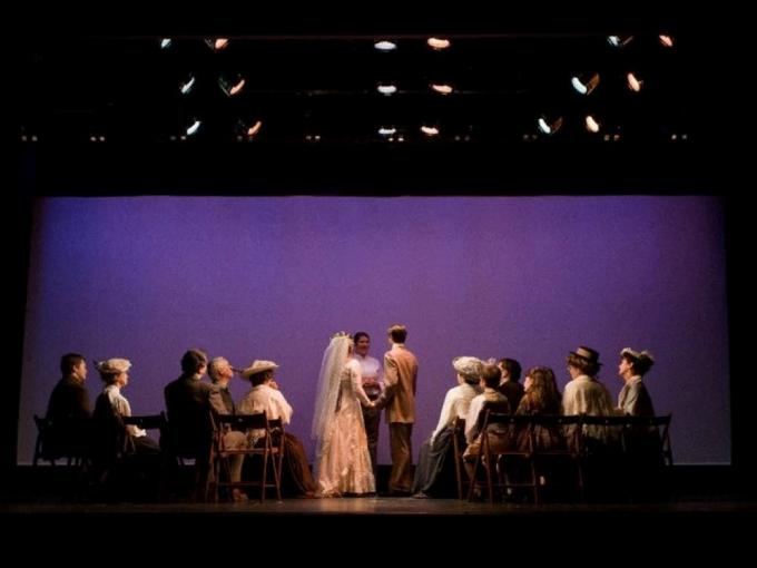 Our Town at Clear Space Theatre Company Photo