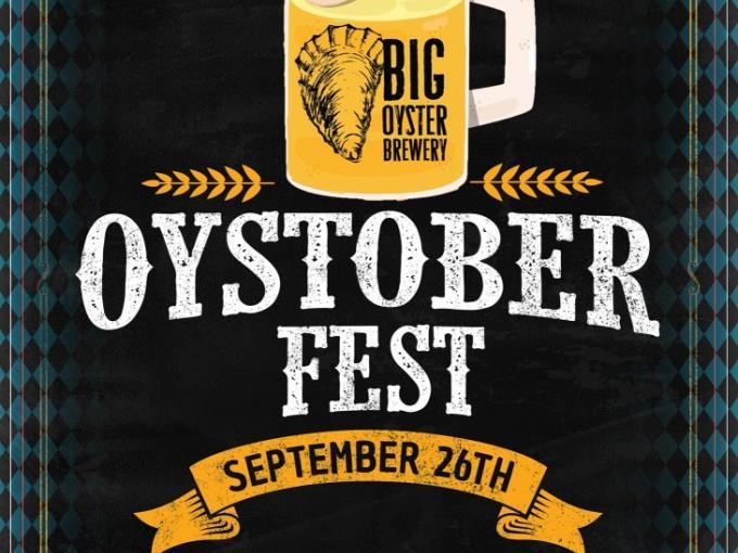 Oystoberfest at Big Oyster Brewery Photo